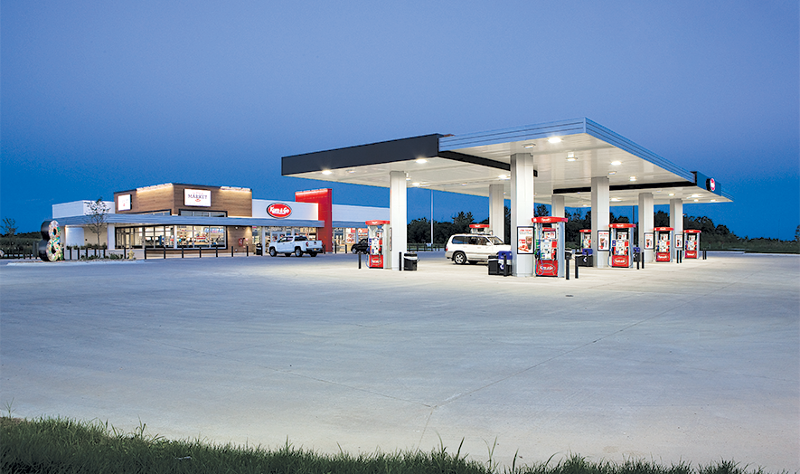 Kum and Go convenience store