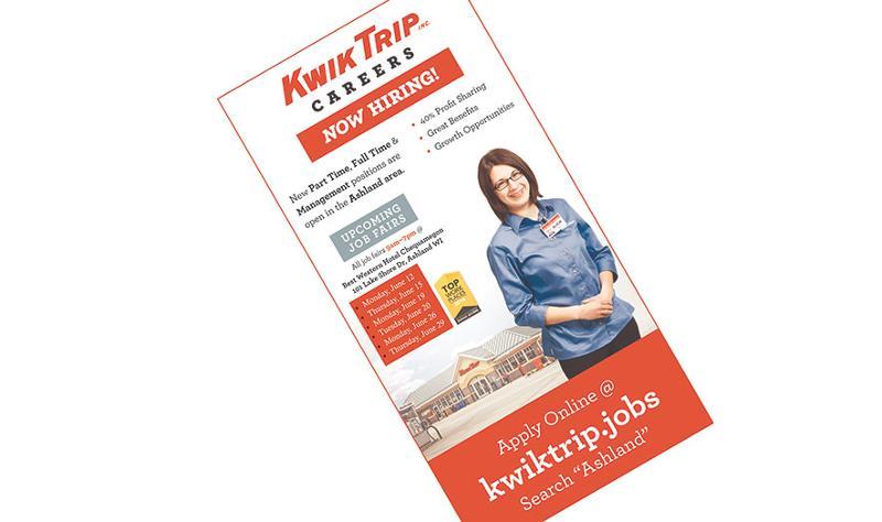 Kwik Trip career fairs