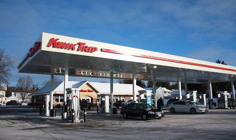 kwik trip c-store