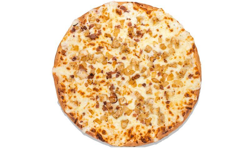 Kwik Trip Spicy Chicken & Chorizo Pizza to Bratwurst Pizza