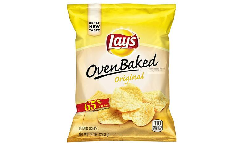 lays oven baked original chips