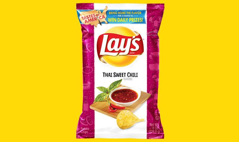 lays thai sweet chili
