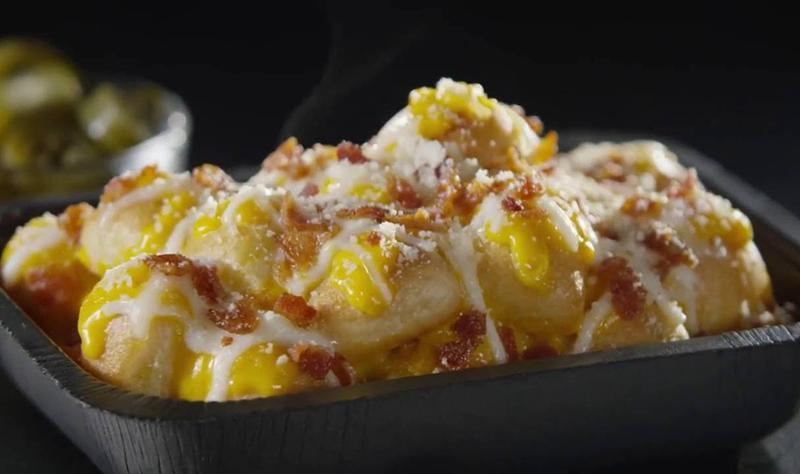 Little Caesars' Loaded Crazy Bread Bites