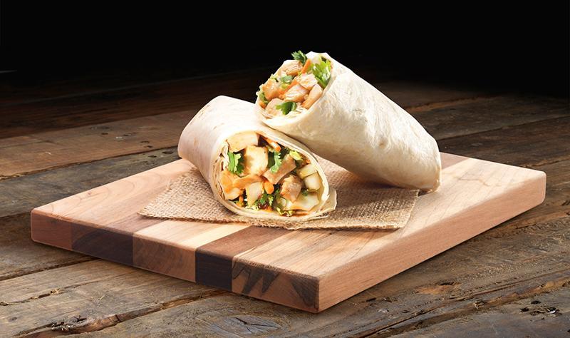 Maverik: Kung Fu Chicken Wrap
