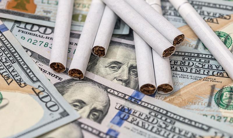tobacco money