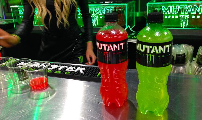 Mutant Super Soda
