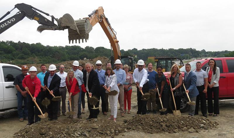 Murphy USA groundbreaking