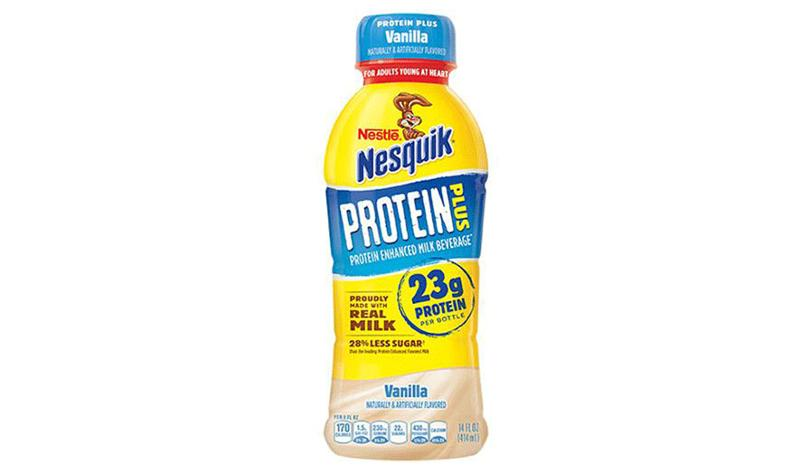 Nesquik Protein Plus