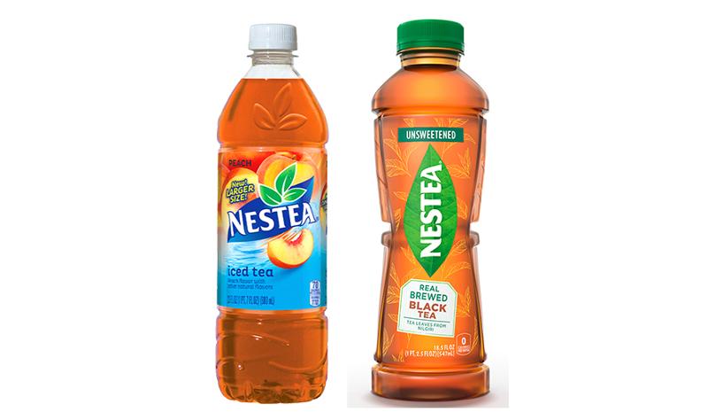 old Nestea, new Nestea