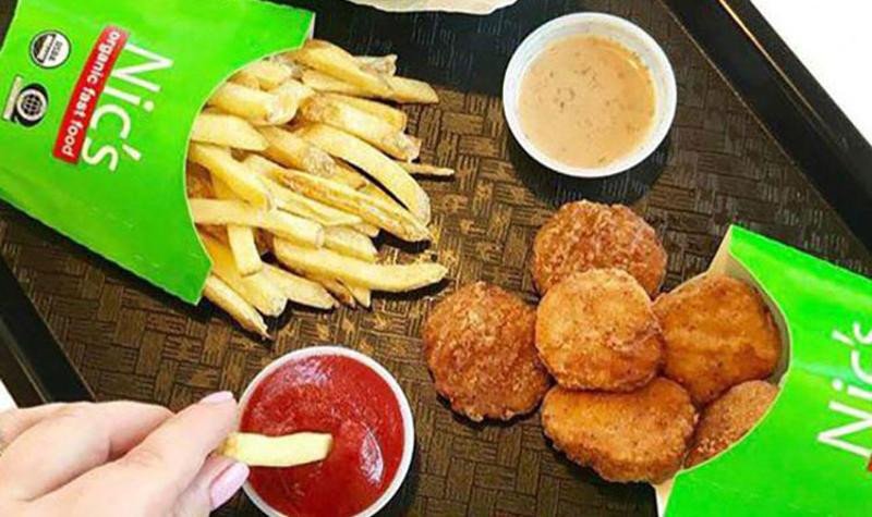 Nic's Organic Fast Food