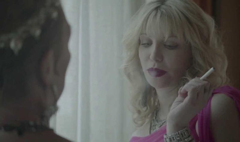 Courtney Love ad