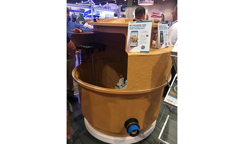opw retail fueling electrolite tank sump