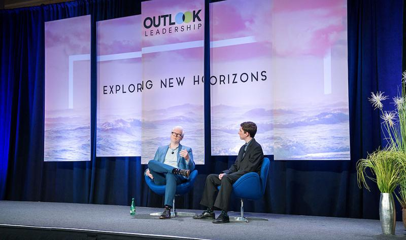 outlook conference