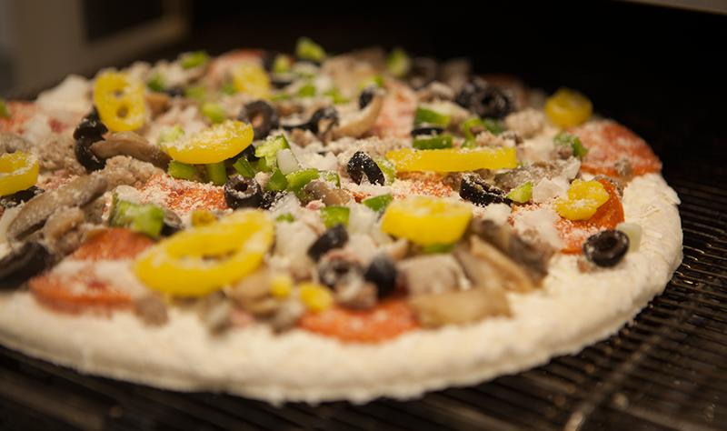 BreakTime pizza