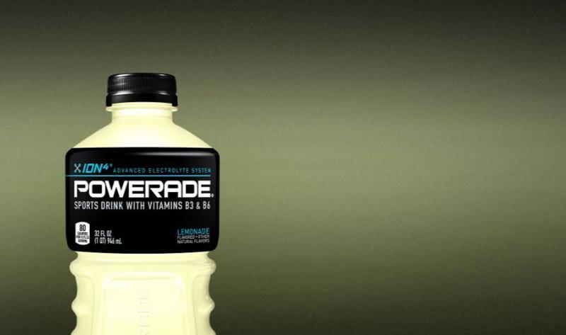 Coca-Cola Powerade Lemonade