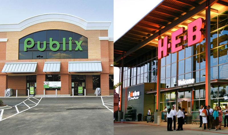 publix and heb