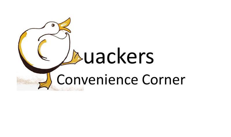 quackers convenience corner