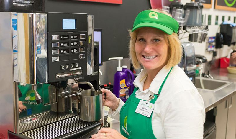 QuickChek's in-store Q Cafes