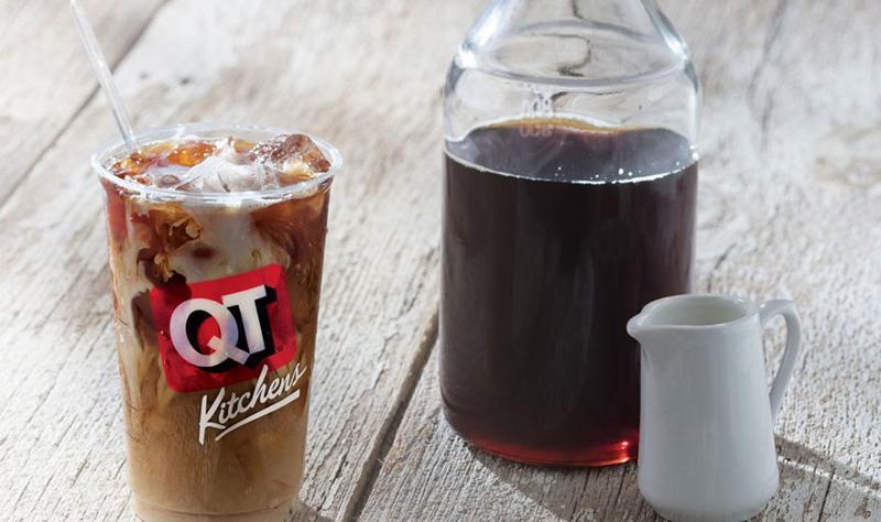 quiktrip kitchen iced coffee