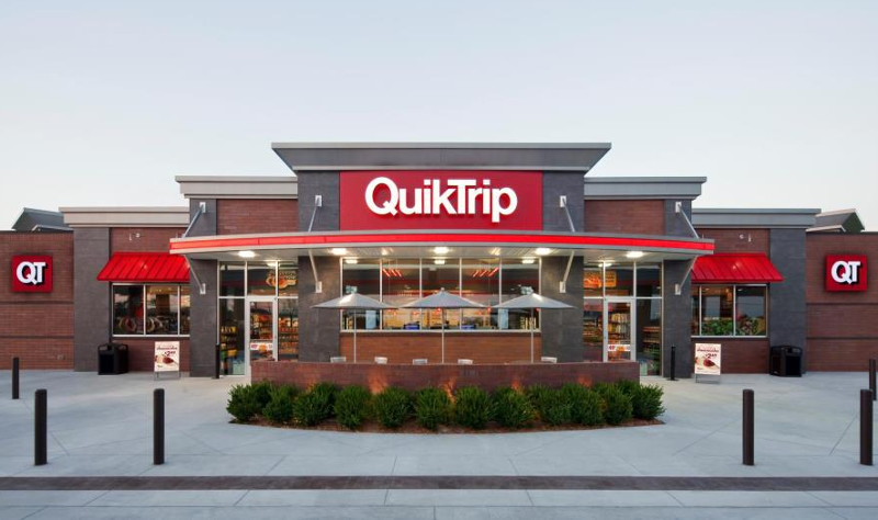Quiktrip gas station