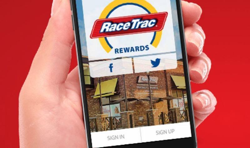 RaceTrac mobile