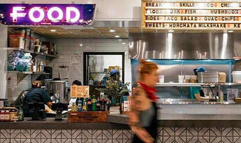 Revival Food Hall