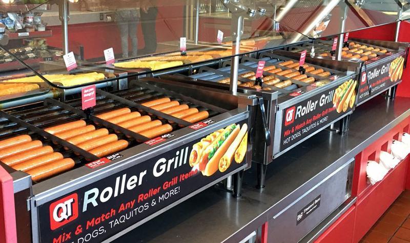 roller foods