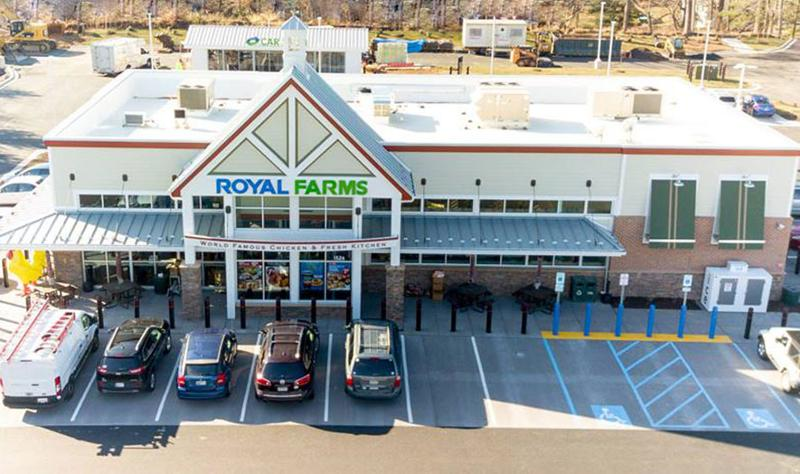 royal farms forest hill maryland