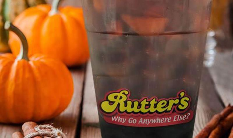 Rutter's fall offerings