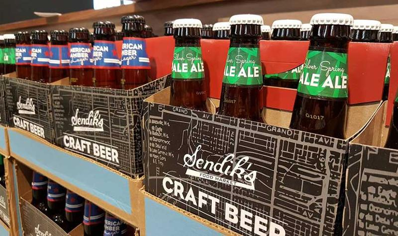 Sendik's Fresh2GO Craft Beer