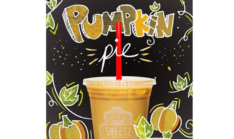 Sheetz's Pumpkin Pie Cold Brew