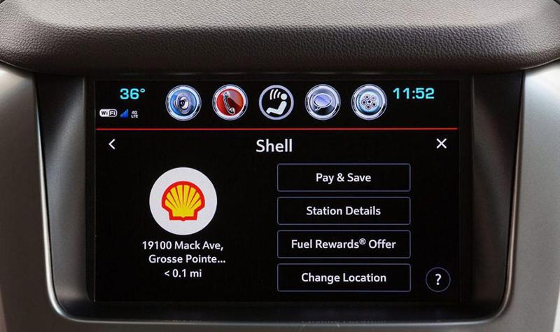 shell connected car