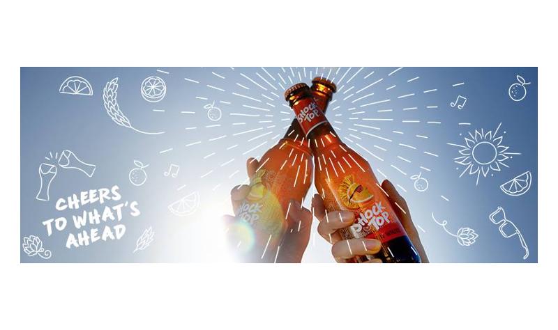 Shock Top beer campaign