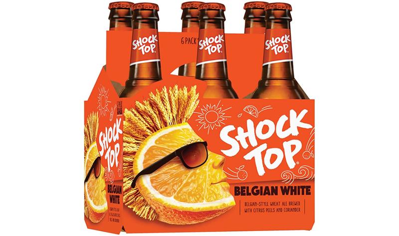 Shock Top beer 6-pack