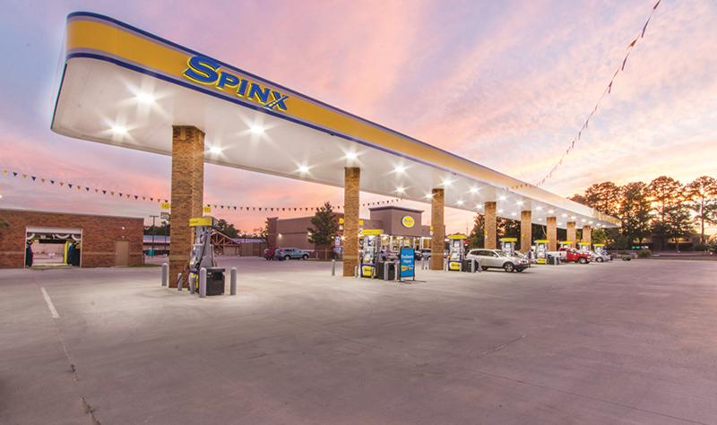 Spinx convenience store