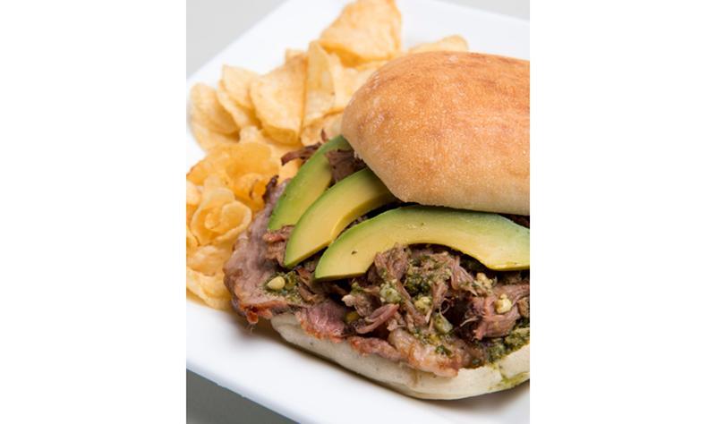 Calle Ocho Cuban sandwich, Sprint Food Stores