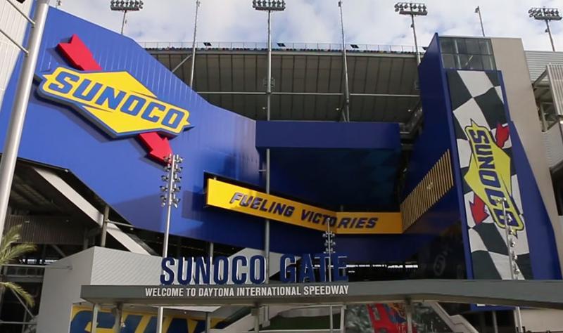 Sunoco at Daytona