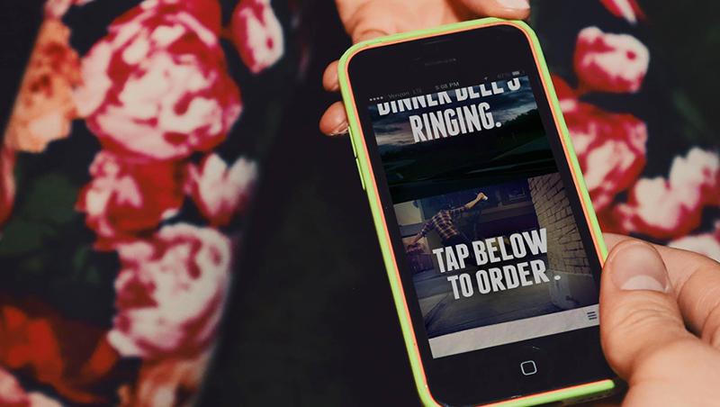 Taco Bell mobile app