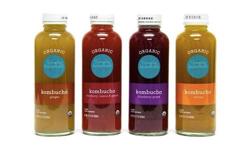 Pressed Juices Kombucha Get Private Label Treatment
