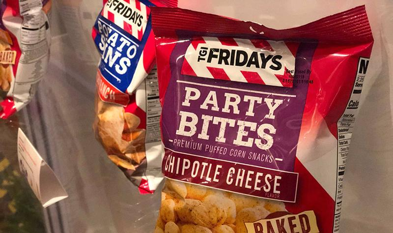 tgi fridays party bites