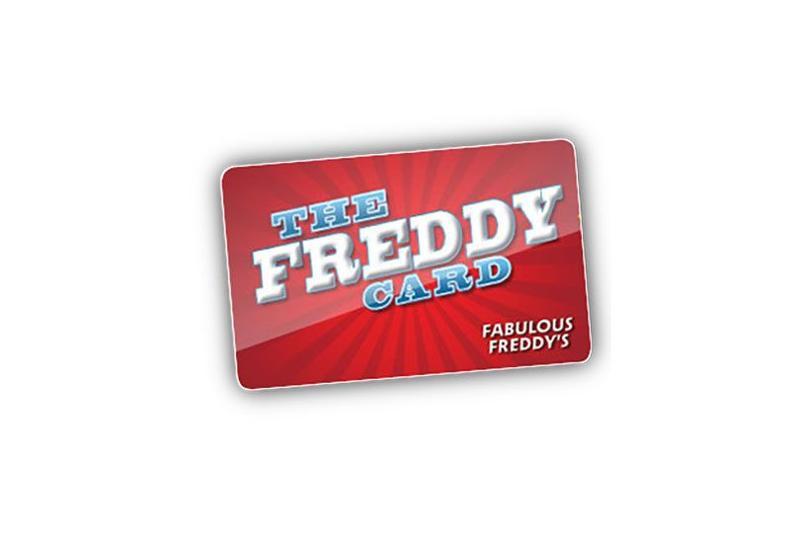 the freddy card