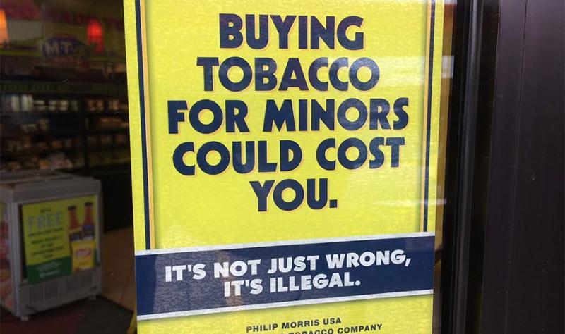 tobacco age