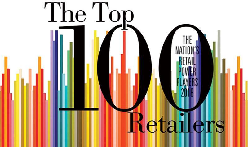 top 100 retailers logo