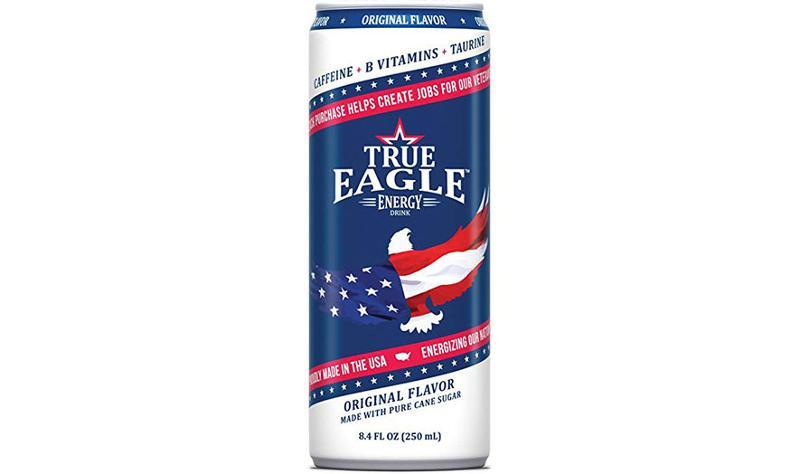 true eagle energy drink