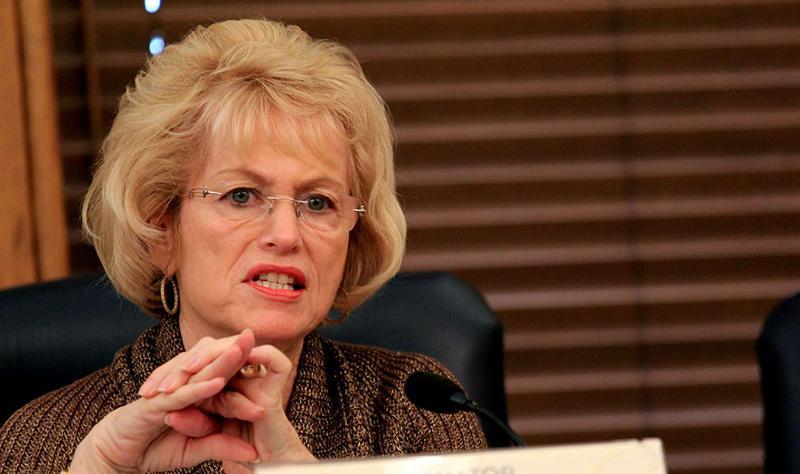 State Sen. Vaneta Becker (R)