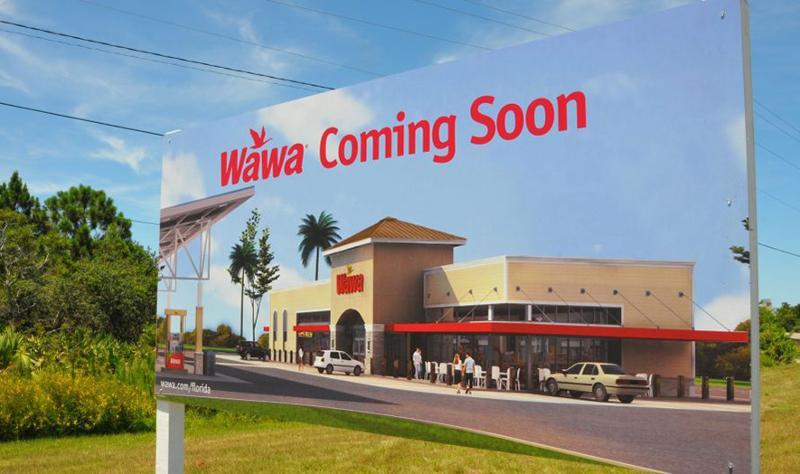 Wawa coming soon