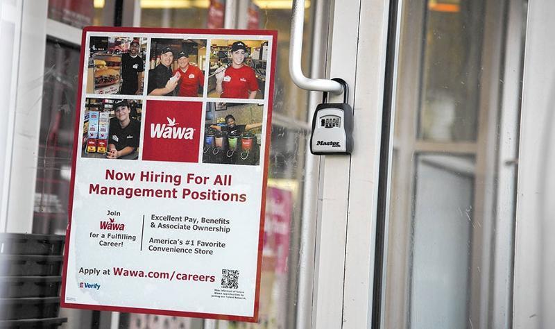 Wawa hiring