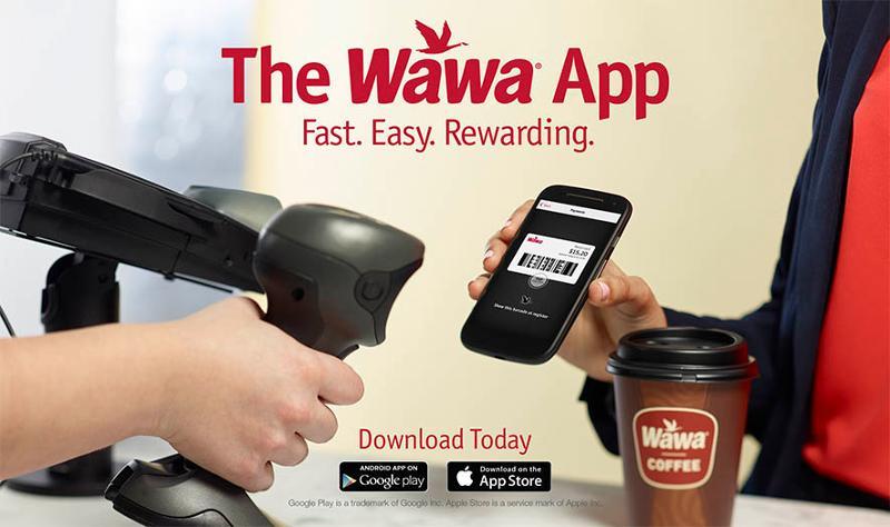 wawa app