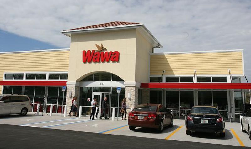 Wawa's 100th store in Florida