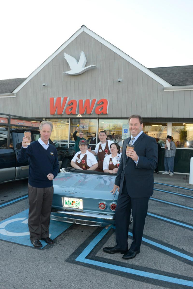 Wawa 50th anniversary (CSP Daily News / Convenience Store Petroleum)